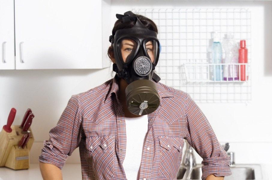 Неприятные запахи в РФ