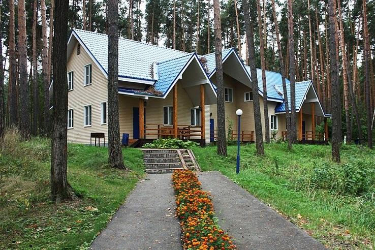 Пансионаты и дома отдыха в РФ